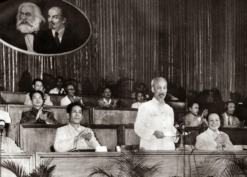 Bác Hồ, thành lập Đảng, chủ nghĩa cá nhân, tham nhũng, quan liêu, phê và tự phê, địa phương cụ bộ, cánh hẩu, con ông cháu cha
