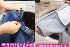 """15 thói quen xấu làm """"tổn thọ"""" quần áo của bạn"""