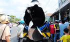 Cà Mau: Nổ xe bồn, 2 người nguy kịch