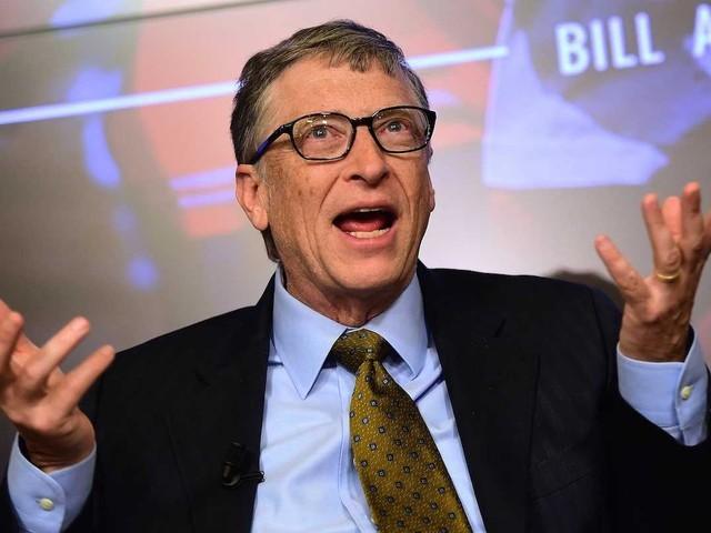 Bill Gates: Trí tuệ nhân tạo có thể đe dọa nhân loại