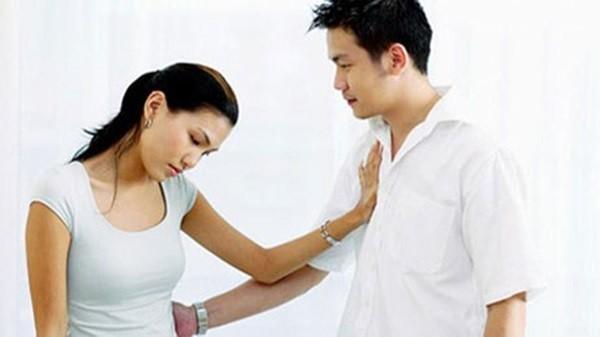 Ly hôn khi chồng nợ nần thất bát?