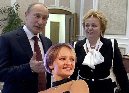 Báo Nga tiết lộ chân dung con gái Putin - 4