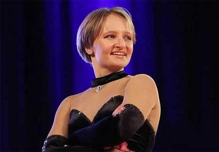 Báo Nga tiết lộ chân dung con gái Putin - 1