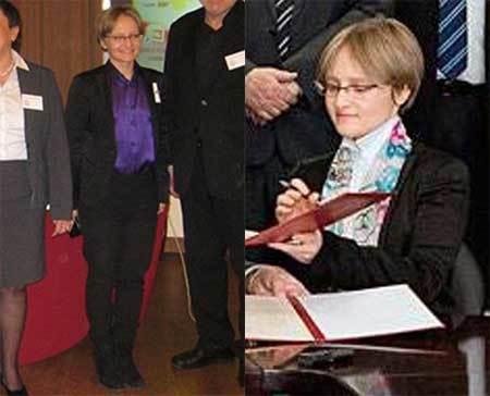 Báo Nga tiết lộ chân dung con gái Putin - 3