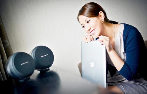 mỹ nữ, siêu phẩm công nghệ, Apple