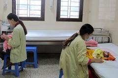 Bộ Y tế kiểm tra đột xuất BV Nhi trung ương