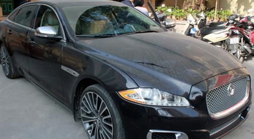 Jaguar XJL, giá, 7 tỷ, vô chủ