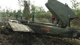Hệ thống điều khiển bị hỏng khiến trực thăng UH-1 gặp nạn