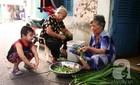 Bức tranh cuộc sống Sài Gòn sinh động trong những con hẻm