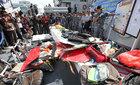 Cơ trưởng rời vị trí khi QZ8501 mất kiểm soát