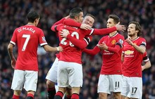 Rửa hận Leicester, M.U trở lại top 3