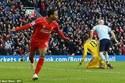 Sturridge tỏa sáng, Liverpool vượt ải West Ham