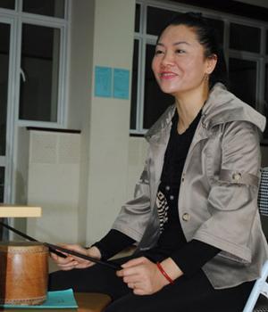 NSƯT Thuý Ngần, nghiệp diễn, thầy trò, làm thêm, Trường ĐH Sân khấu Điện ảnh