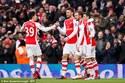 Vùi dập Aston Villa, Arsenal áp sát tốp bốn