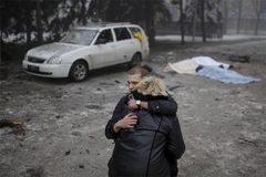 Đối thoại thất bại, đông Ukraina hứng đụng độ đẫm máu