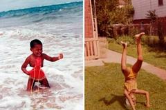 Bất ngờ với ảnh thời thơ ấu của vợ chồng Obama