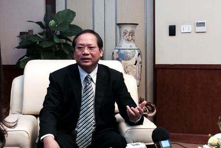 Thứ trưởng, Bộ TT&TT, Trương Minh Tuấn, thông tin mạng, báo chí