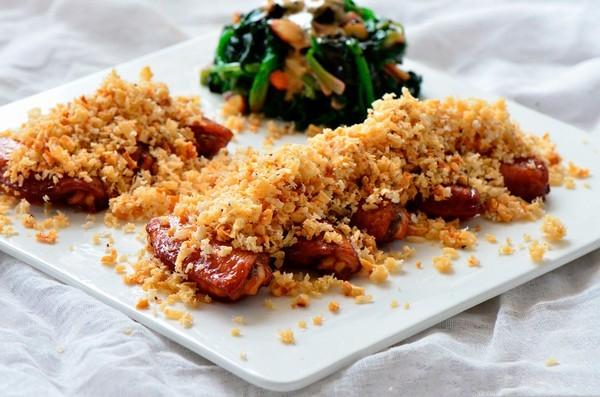 Món gà đông tảo xóc tỏi thơm giòn cho bữa tối đậm vị ngon cơm