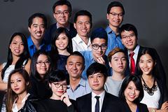30 gương mặt nổi bật nhất dưới 30 tuổi tại Việt Nam
