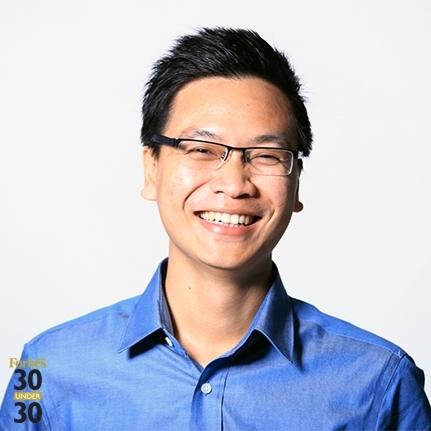 30 under 30, 30 gương mặt dưới 30 tuổi, Nguyễn Hà Đông, JveMind, Trấn Thành, Hoàng Thùy