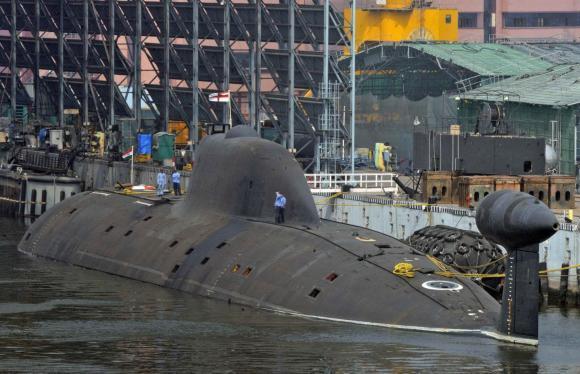 Nhật - Ấn bắt tay làm tàu ngầm: Ác mộng của TQ?
