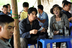 Lan Ngọc trả vé số độc đắc 9 tỉ cho vợ chồng Dustin Nguyễn