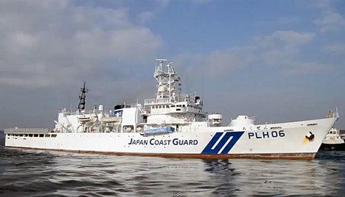Nhật cân nhắc mở rộng tuần tra ra Biển Đông - 1