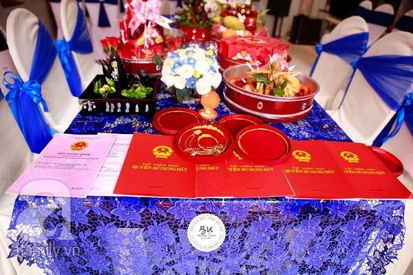 Con đại gia Đồng Nai: Sính lễ đám cưới: 10 sổ đỏ, nhà 5 tỷ, xe Lexus