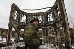 Quân ly khai chiếm ưu thế ở đông Ukraina