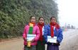 Áo ấm đến trường cho học sinh nghèo Si Ma Cai