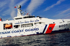 Mỹ trao cho VN tàu tuần tra biển