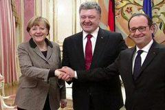 Lãnh đạo Đức, Pháp bất ngờ tới Ukraina