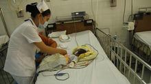 TPHCM: Nhiều ca thủy đậu biến chứng nặng
