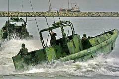 Mỹ giao tàu tuần tra cho VN và các nước khu vực