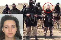 Vợ khủng bố Pháp xuất hiện trong video mới của IS