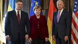 Mỹ, châu Âu chia rẽ vì Nga