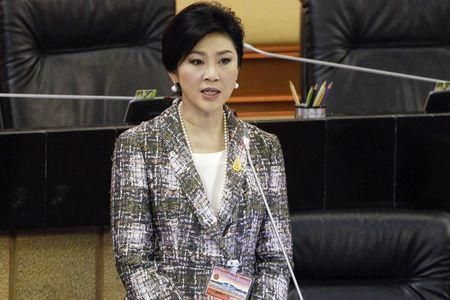 Cựu Thủ tướng Thái bị cấm ra nước ngoài