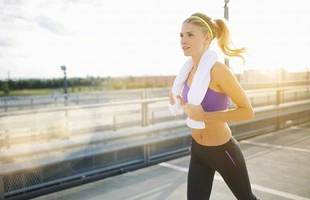 Chạy thể dục cả tuần không tốt cho sức khỏe - 1