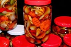 Những món ngâm chua giải ngấy tuyệt vời cho ngày Tết