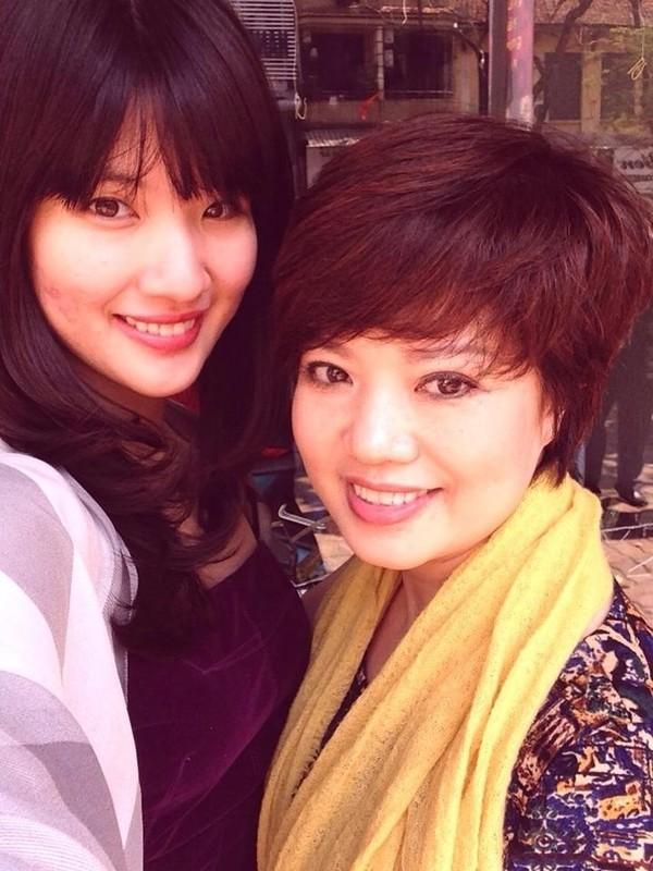 Các cô con gái xinh đẹp của các danh hài Việt
