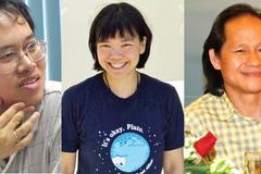 Ba nhà khoa học Việt rạng danh trên thế giới