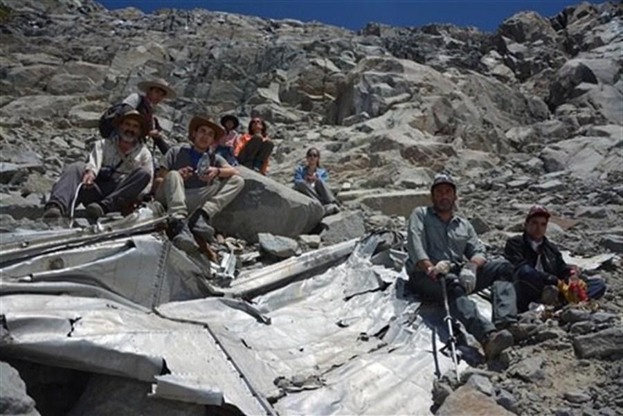 Tìm được xác máy bay mất tích hơn nửa thế kỷ