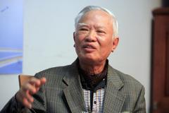 Ông Vũ Khoan: Muốn nước giàu mạnh, phải sôi sục 'tức khí'