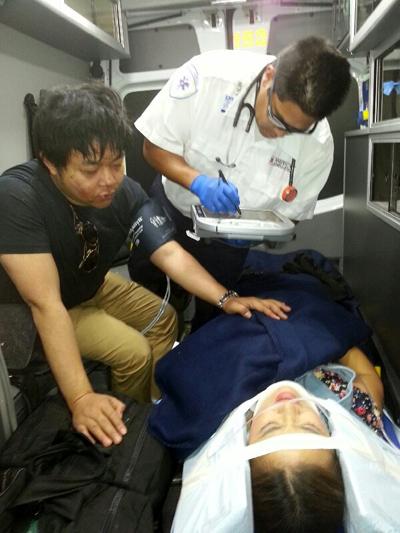 Hà Hồ, Võ Hoàng Yến và những chiếc xe gây tai nạn kinh hoàng