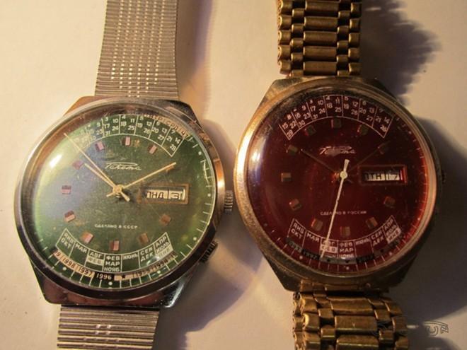 lạc lối, đồng hồ Liên Xô