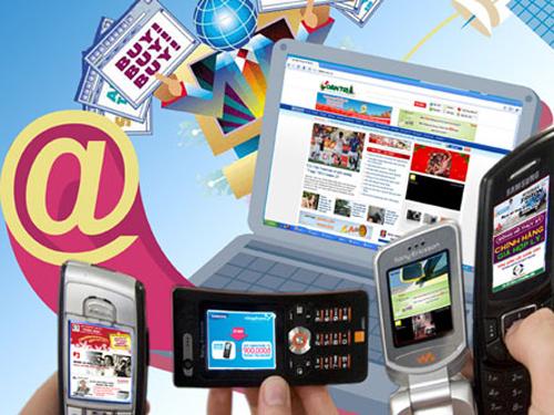 thương-mại-điện-tử , TMĐT, khách-hàng, kinh-doanh-trên-mạng, bán-hàng-trực-tuến, online, mua-bán, chợ-điện-tử