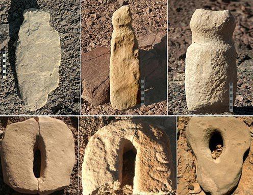 Phát hiện 100 điểm thờ cúng hình tượng sinh dục ở Israel