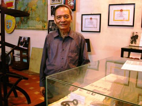 Bảo tàng 'chứng tích chiến tranh' của một cựu tử tù Côn Đảo