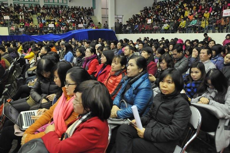 Thứ trưởng, giảng bài, đổi mới giáo dục