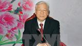 Tổng bí thư Việt-Trung điện đàm